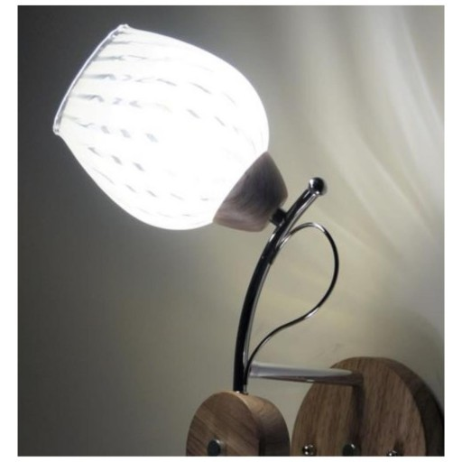 Бра настенное с плафоном LED4U 5500/1В