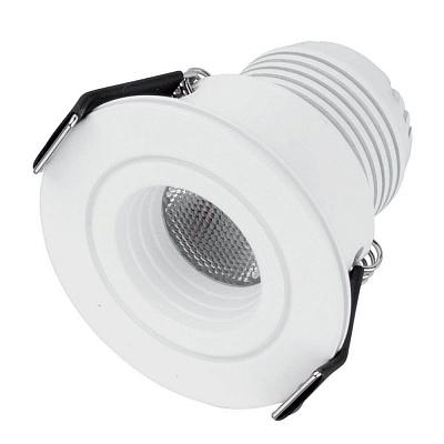 Мебельный светодиодный светильник Arlight LTM-R45WH 3W White 30deg 014913