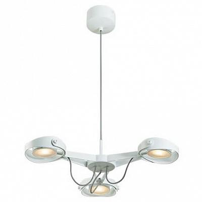 Подвесная светодиодная люстра Italline SLD 075P3 white