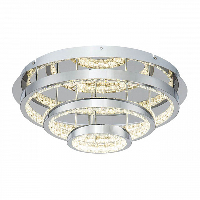 Потолочный светодиодный светильник Freya Dome FR6004CL-L35CH