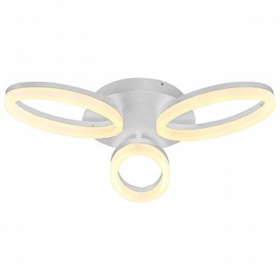 Потолочная светодиодная люстра Horoz 019-005-0024WT