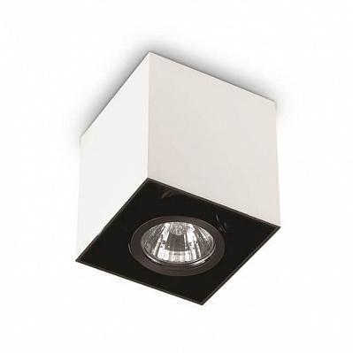 Потолочный светильник Ideal Lux Mood Pl1 D09 Square Bianco