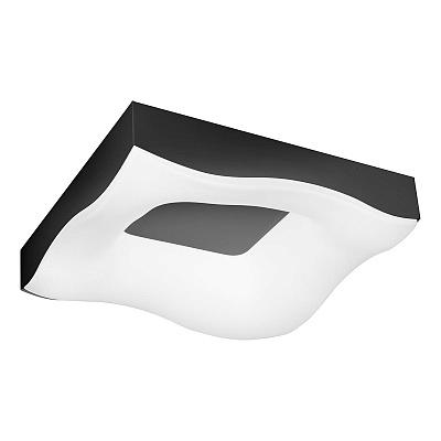 Потолочный светодиодный светильник iLedex Luminous S1888/1 BK