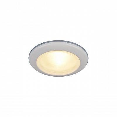 Встраиваемый светильник Elektrostandard 1080 MR16 WH белый 4690389060496