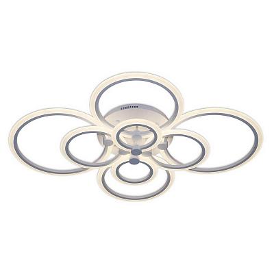 Потолочный светодиодный светильник Kink Light Сага New 07821A