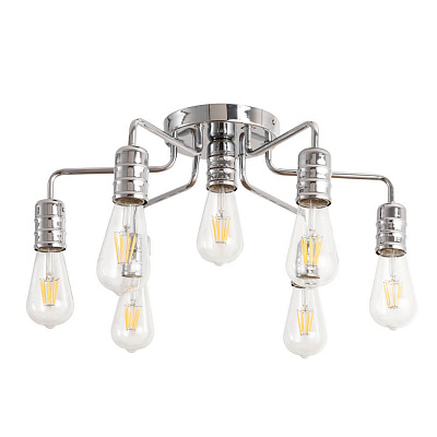 Потолочная люстра Arte Lamp Fuoco A9265PL-7CC