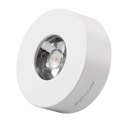 Мебельный светодиодный светильник Arlight LTM-Roll-70WH 5W White 10deg 020772