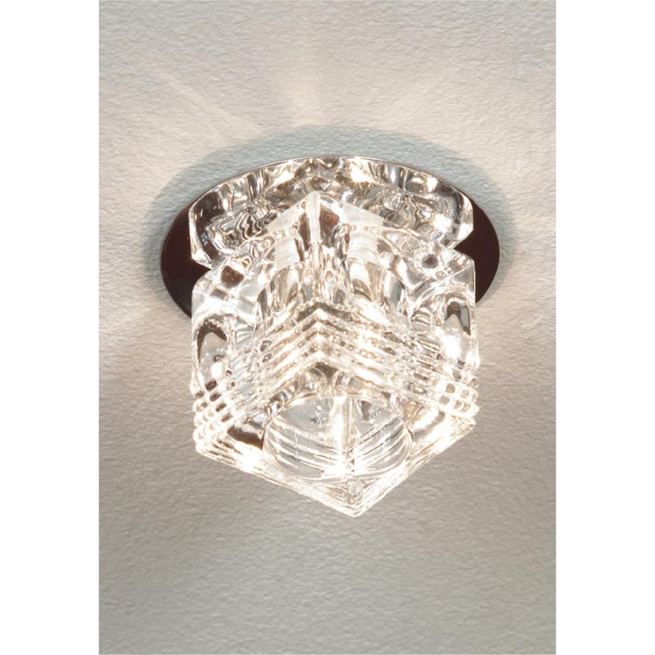 Встраиваемый-накладной светильник Lussole LSA-7980-01 S