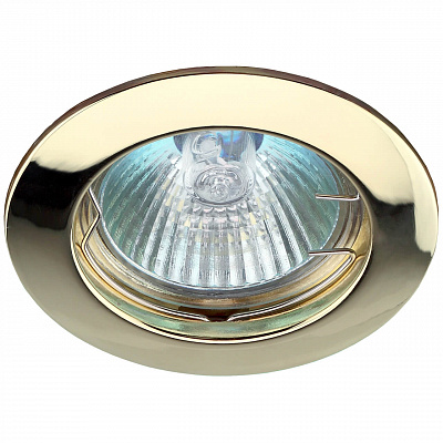 Встраиваемый светильник ЭРА Литой KL1 GD C0043655