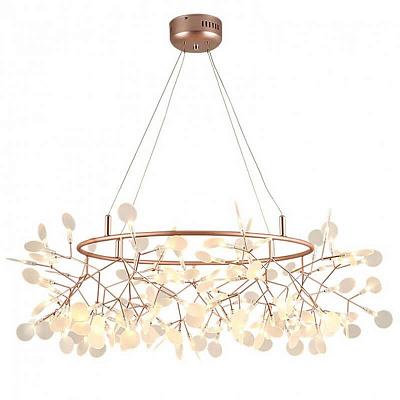Подвесная светодиодная люстра Loft IT Heracleum 9022-162