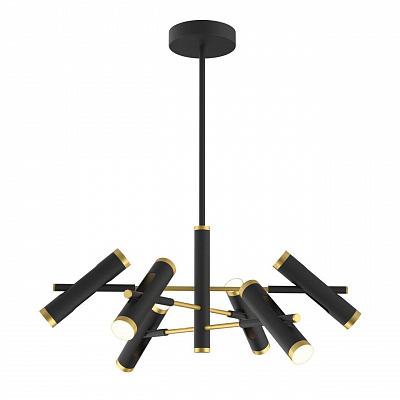 Подвесная светодиодная люстра Favourite Duplex 2324-12P