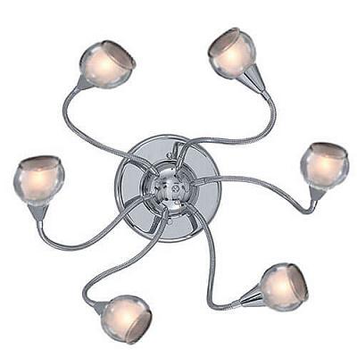 Потолочная люстра Ideal Lux Tender Pl6