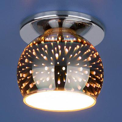 Встраиваемый светильник Elektrostandard 1103 G9 SL зеркальный 4690389102912