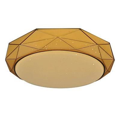 Настенно-потолочный светодиодный светильник Kink Light Кристалл 074132,04