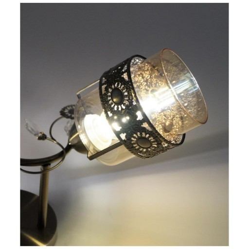 Бра настенное с плафоном LED4U 5506/1В