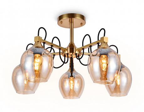 Потолочная люстра Ambrella light Traditional TR9061