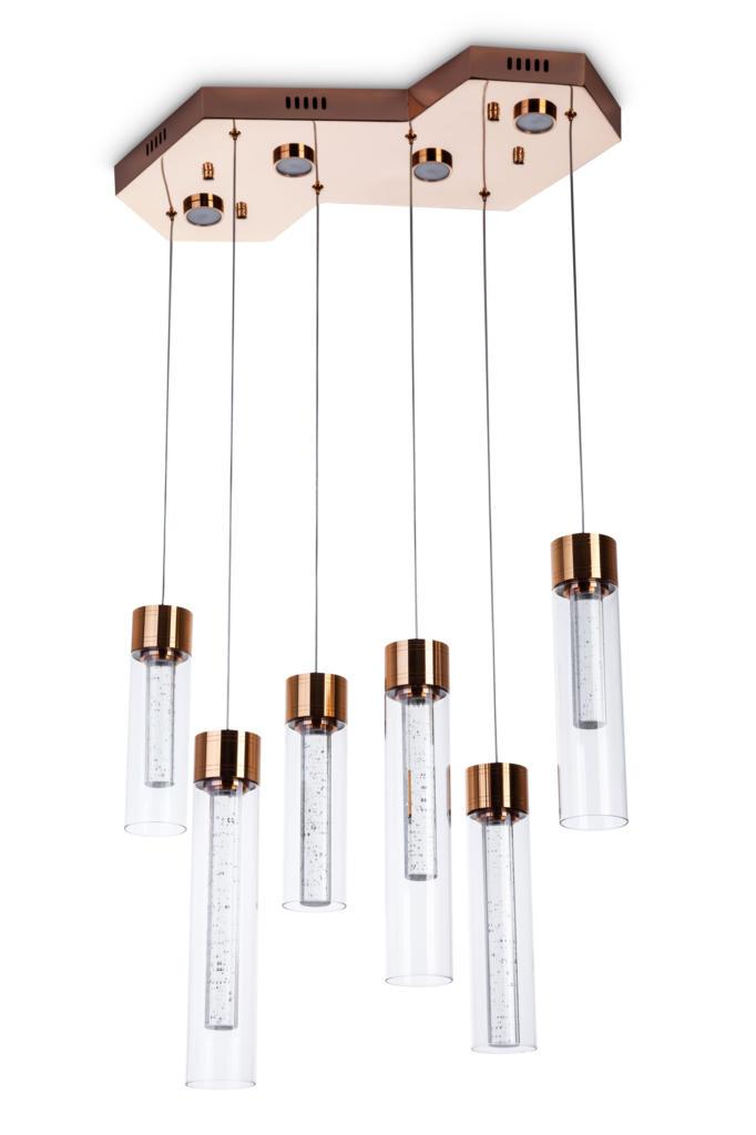 Подвесной светильник MODELUX ML.88937.6 GD