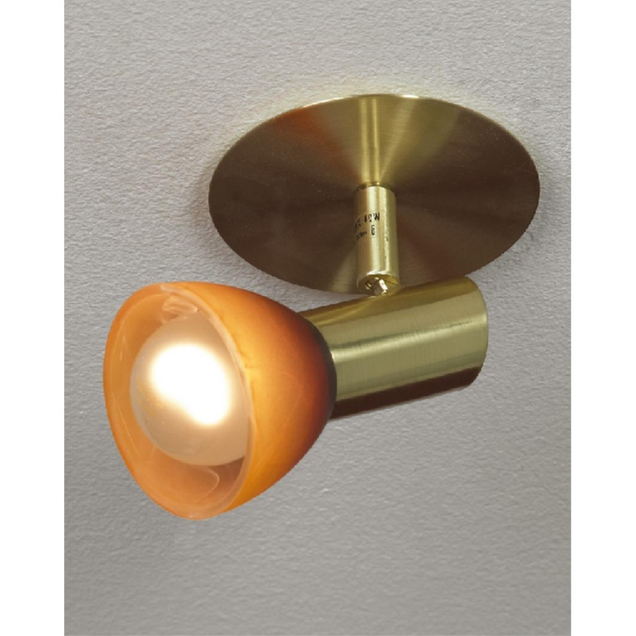 Встраиваемый-накладной светильник Lussole LSQ-4190-01 S