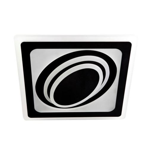 Настенно-потолочный светильник LED4U 6501/24 Black