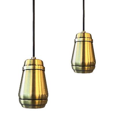 Подвесной светильник Italline Leo SP 6264 brass