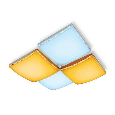 Потолочный светодиодный светильник Ambrella light Parus FP2324