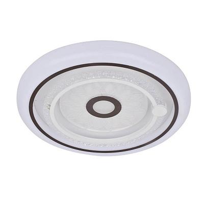 Потолочный светодиодный светильник Seven fires Фондо SF7028/1C-WT-BR