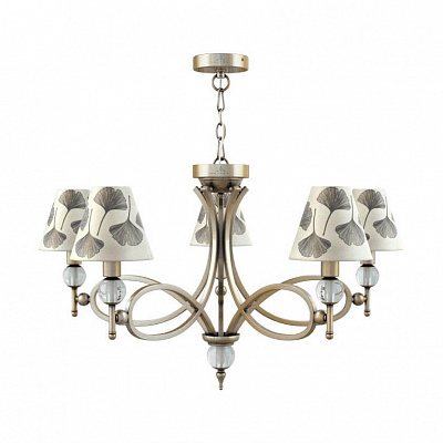 Подвесная люстра Lamp4you Eclectic M2-05-SB-LMP-O-7