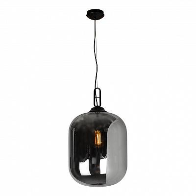 Подвесной светильник iLamp Mono 8792M/1P GR+BK