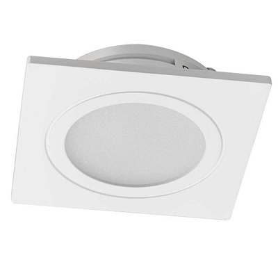 Мебельный светодиодный светильник Arlight LTM-S60x60WH-Frost 3W Day White 110deg 020764