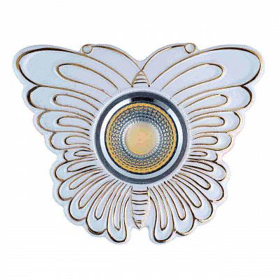 Встраиваемый светодиодный светильник De Markt Круз 637015401