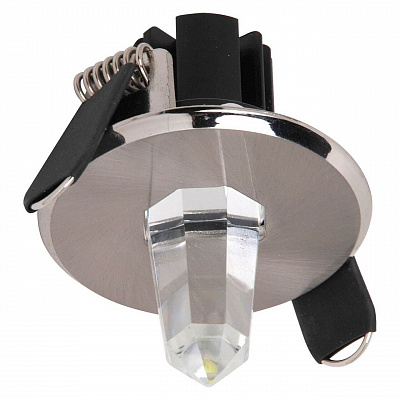 Встраиваемый светодиодный светильник Horoz Natalia зеленый 016-001-0001 (HL815L)