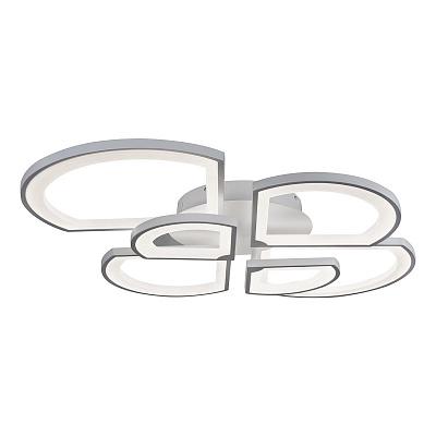 Потолочная светодиодная люстра iLedex River 6882/6 WH