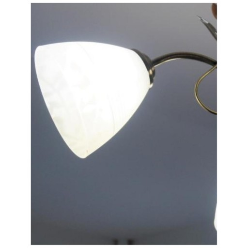 Бра настенное с плафоном LED4U 5521-1В