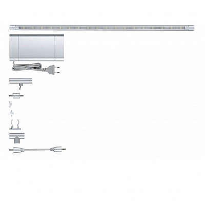 Мебельный светодиодный светильник Paulmann Function ModuLED (3 шт.) 70188