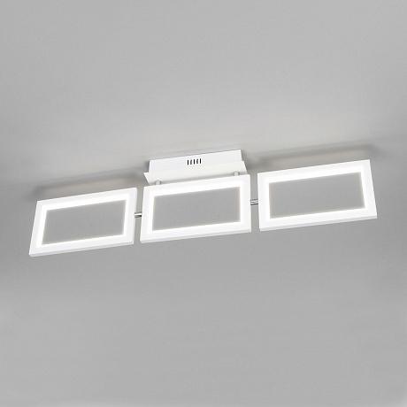 Потолочный светодиодный светильник Eurosvet Maya 90223/3 белый
