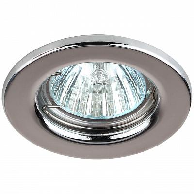 Встраиваемый светильник ЭРА Штампованный ST1 CH C0043799