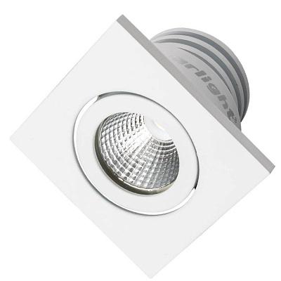 Мебельный светодиодный светильник Arlight LTM-S50x50WH 5W Warm White 25deg 020759