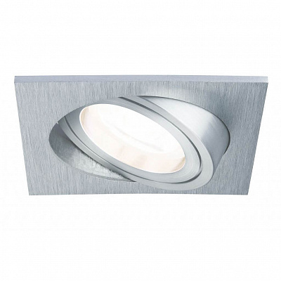 Встраиваемый светодиодный светильник Paulmann Drilled 92919
