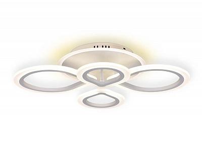 Потолочная светодиодная люстра Ambrella light Original FA520