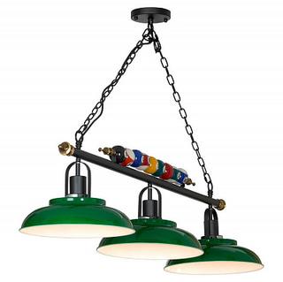 Подвесная люстра Lussole Loft Badger GRLSP-9542