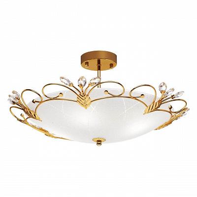 Потолочный светильник Silver Light Lotos 838.58.4