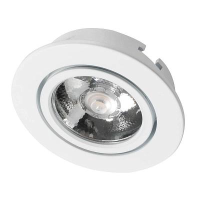 Мебельный светодиодный светильник Arlight LTM-R65WH 5W Day White 10deg 020767