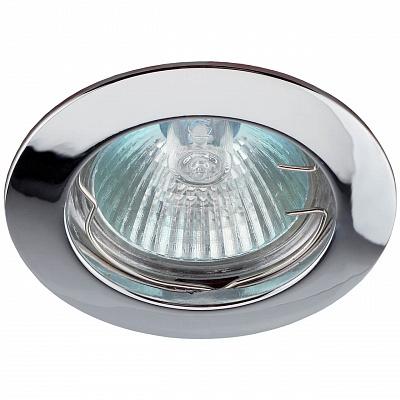 Встраиваемый светильник ЭРА Литой KL1 CH C0043654