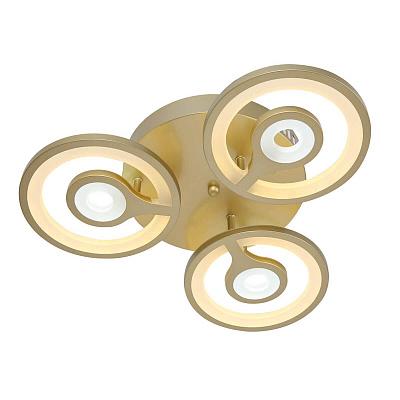 Потолочная светодиодная люстра Stilfort Andria 2080/03/03C