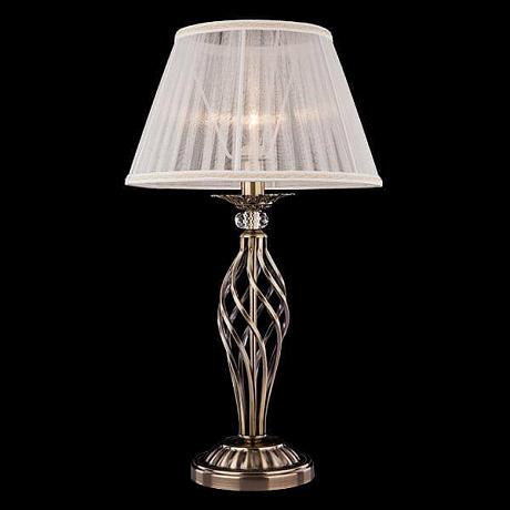 Настольная лампа Eurosvet 01002/1 античная бронза