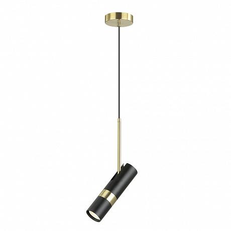 Подвесной светильник Lumien Hall Саурис LH8020/1P-BK-GD