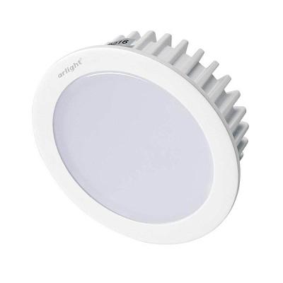 Мебельный светодиодный светильник Arlight LTM-R70WH-Frost 4.5W Warm White 110deg 020771