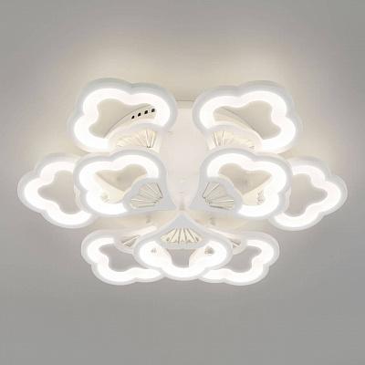 Потолочный светильник Eurosvet 90141/9 белый