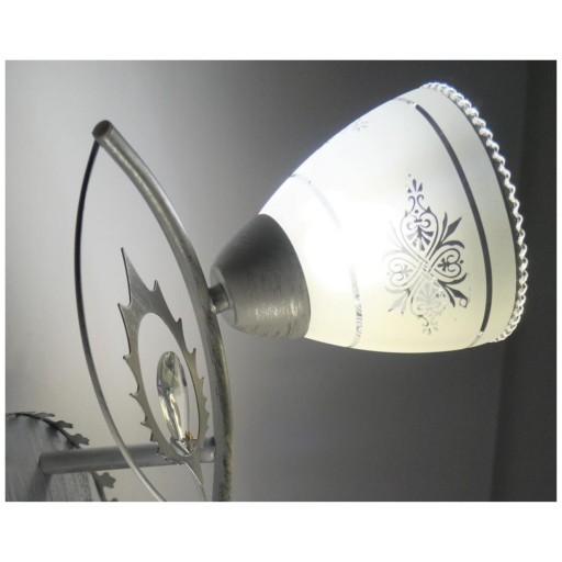 Бра настенное с плафоном LED4U 5504/1В