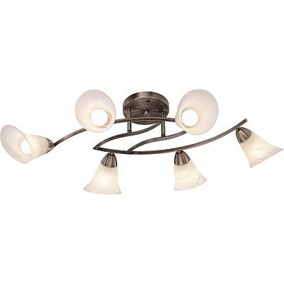 Потолочная люстра Silver Light Tvia 220.53.6